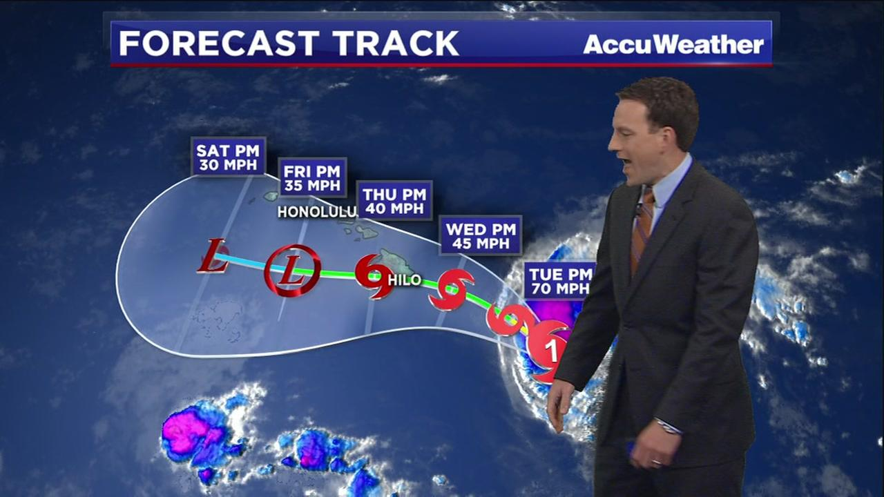 Tropical update here s what s happening in the tropics today