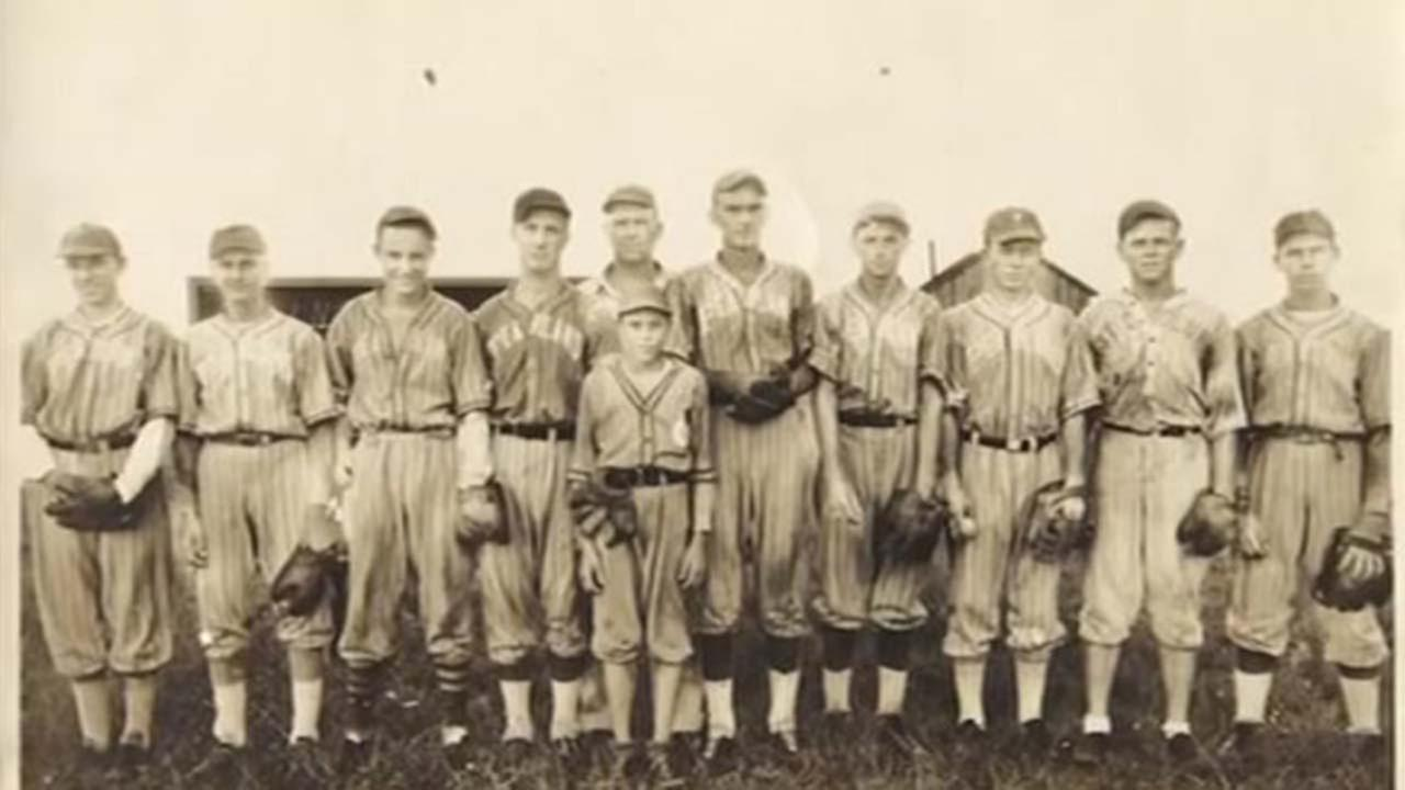 Pearland historical team photo