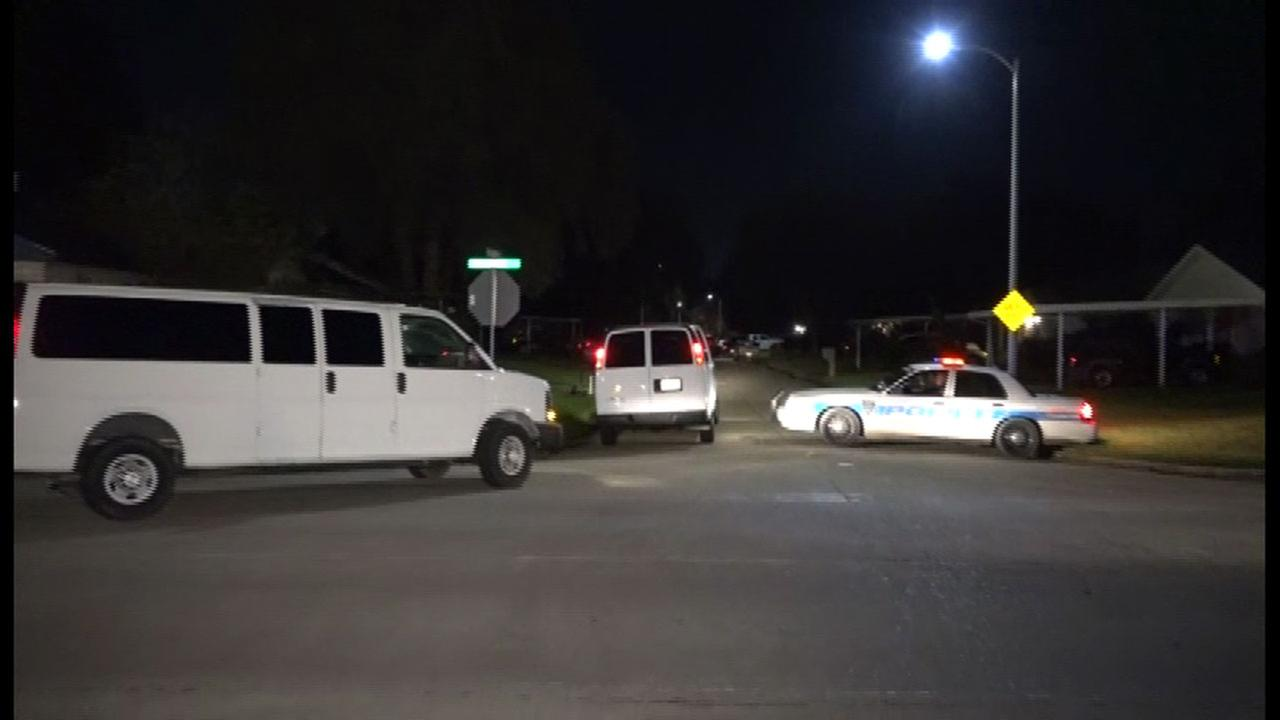 Human smuggling bust in Houston