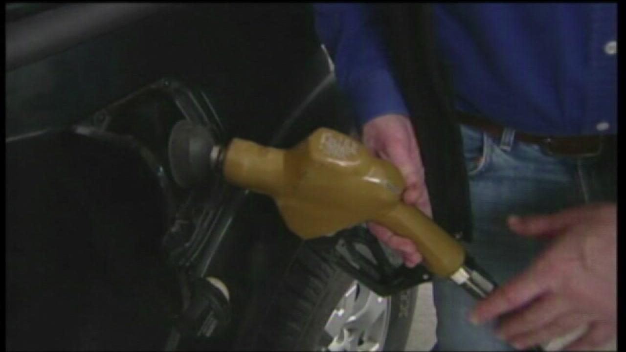Gas prices hover around $2 a gallon