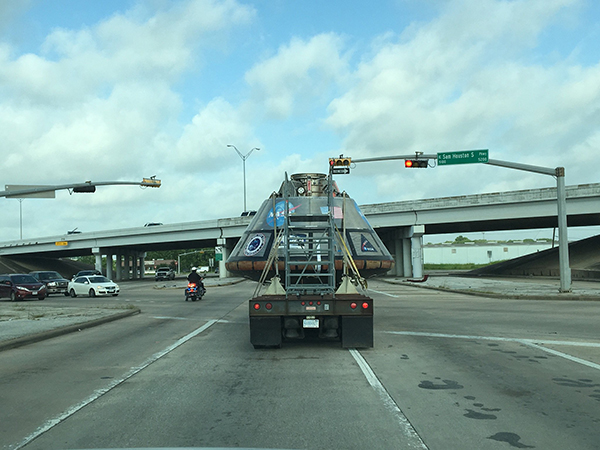 "<div class=""meta image-caption""><div class=""origin-logo origin-image none""><span>none</span></div><span class=""caption-text"">Approaching Beltway 8 in Houston. Keep eye out for us and post your sightings to #SpotOrion</span></div>"