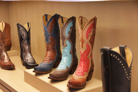 <div class='meta'><div class='origin-logo' data-origin='none'></div><span class='caption-text' data-credit=''>Photos from Lucchese Flagship Houston boutique</span></div>