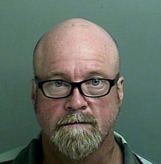 <div class='meta'><div class='origin-logo' data-origin='KTRK'></div><span class='caption-text' data-credit=''>Jay Fields, 53, was arrested for allegedly stealing electricity from the city of Conroe.</span></div>