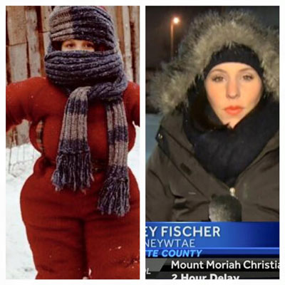 "<div class=""meta image-caption""><div class=""origin-logo origin-image none""><span>none</span></div><span class=""caption-text"">Who is this reporter, all bundled up during a live shot in Pittsburgh? Former WTAE and now ABC13 reporter Courtney Fischer!</span></div>"