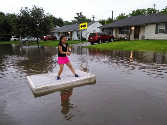 PHOTOS: Flooding seen across Houston area | abc13.com