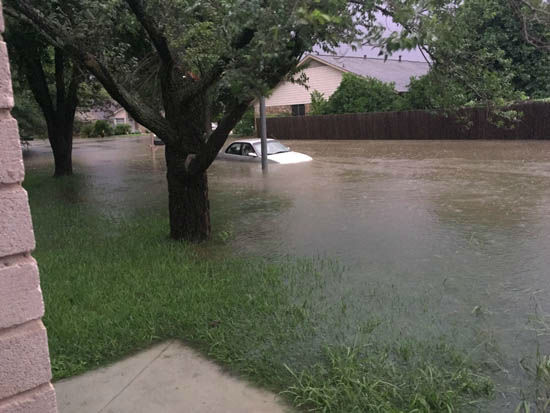 <div class='meta'><div class='origin-logo' data-origin='none'></div><span class='caption-text' data-credit='Photo/iWitness Reports'>These are viewer photos of flooding around southeast Texas.  If you have photos email, them to us at news@abc13.com or post them to social media using #abc13eyewitnesss</span></div>