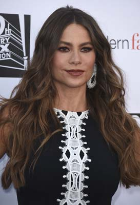 <div class='meta'><div class='origin-logo' data-origin='AP'></div><span class='caption-text' data-credit='Jordan Strauss/Invision/AP'>Sofia Vergara arrives at the &#34;Modern Family&#34; FYC Event on Wednesday, May 3, 2017 in Los Angeles. (Photo by Jordan Strauss/Invision/AP)</span></div>
