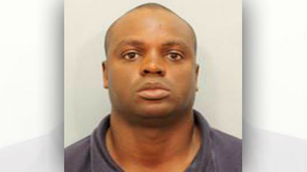 Shannon J. Miles, the suspect arrested and charged in Friday night's shooting death of Harris County Deputy Darren Goforth <span class=meta></span>