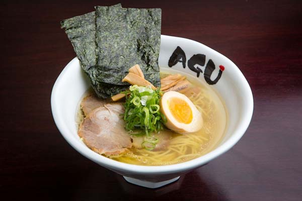 <div class='meta'><div class='origin-logo' data-origin='KTRK'></div><span class='caption-text' data-credit=''>Houston's ramen fever is burning hotter than ever, thanks to the arrival of Hawaii-based Ramen chain, Agu.</span></div>