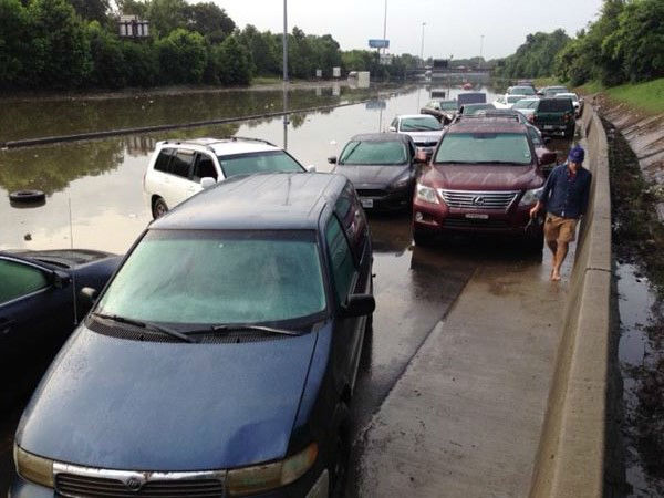 <div class='meta'><div class='origin-logo' data-origin='none'></div><span class='caption-text' data-credit='KTRK Photo'>Flooding along the North Freeway in Houston</span></div>