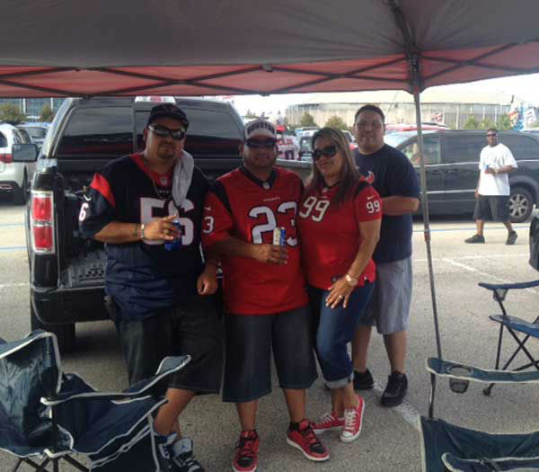 Photos from inside and outside Reliant for Thursday&#39;s preseason finale between the Texans and 49ers <span class=meta>(Photo&#47;ABC-113)</span>