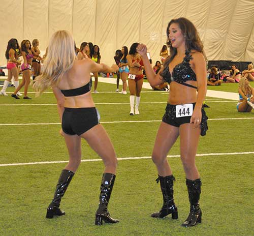 <div class='meta'><div class='origin-logo' data-origin='none'></div><span class='caption-text' data-credit=''>Photos from Houston Texans cheerleader tryouts</span></div>