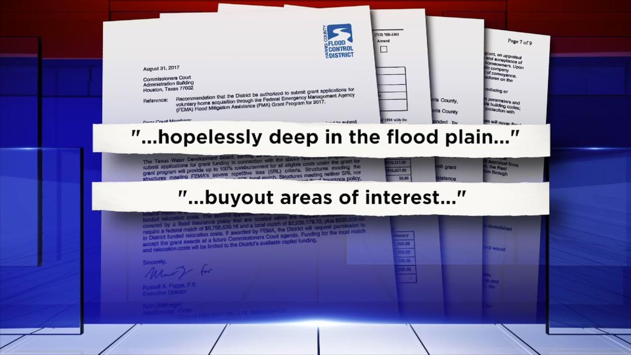 FEMA home buyouts