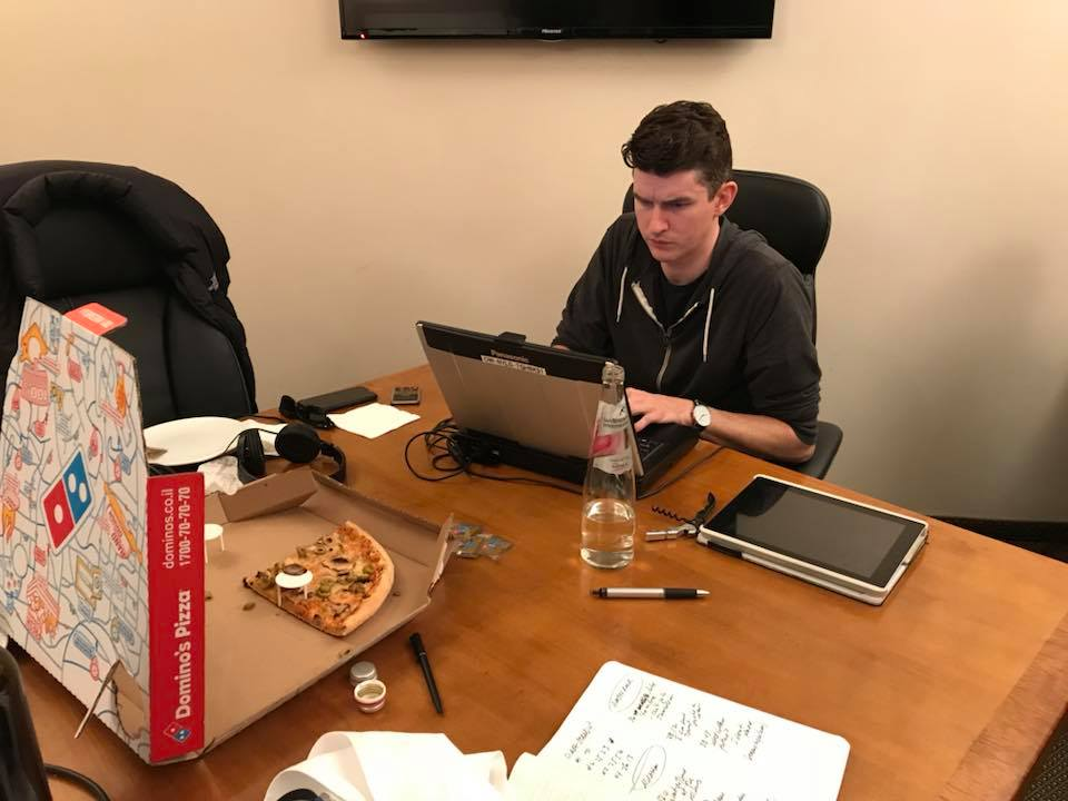"<div class=""meta image-caption""><div class=""origin-logo origin-image none""><span>none</span></div><span class=""caption-text"">You don't have too many good food options when you're editing the stories at midnight!</span></div>"