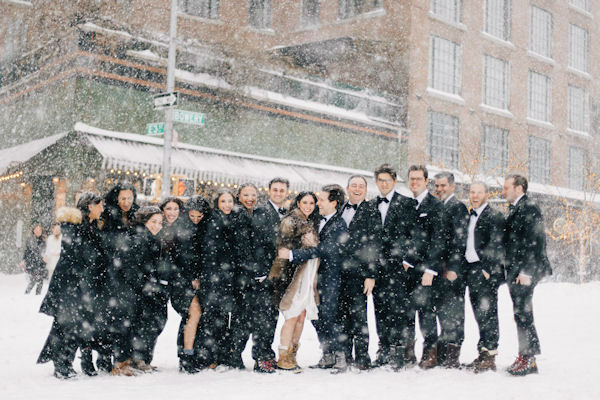 <div class='meta'><div class='origin-logo' data-origin='none'></div><span class='caption-text' data-credit='Photo/Joseph Lin'>Danielle Borovoy and Daniel Greenberg were set to get married on Saturday, January 23rd, at 501 Union, but Mother Nature had something to say about that.</span></div>