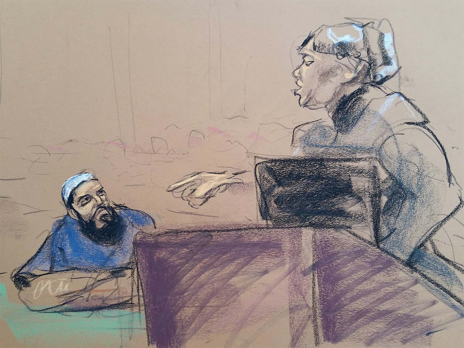 'Chelsea Bomber' Receives Two Life Sentences