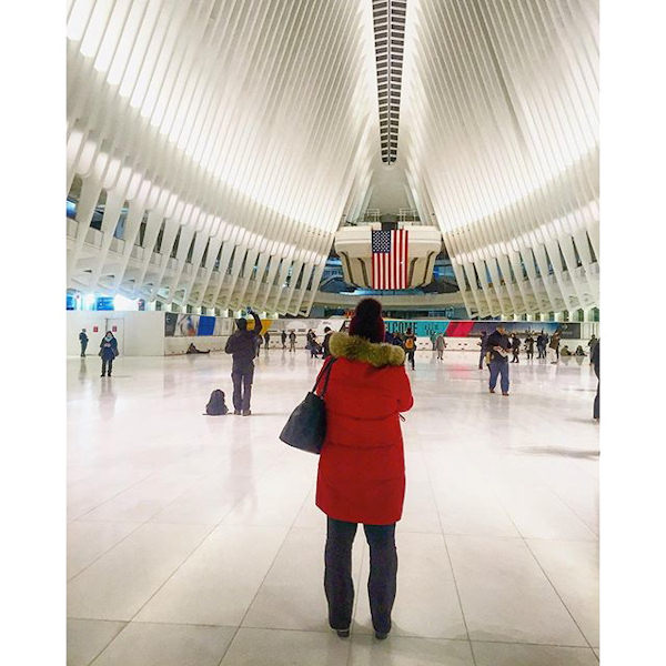 <div class='meta'><div class='origin-logo' data-origin='none'></div><span class='caption-text' data-credit='thx2c'>Photo of WTC Oculus via Instagram</span></div>