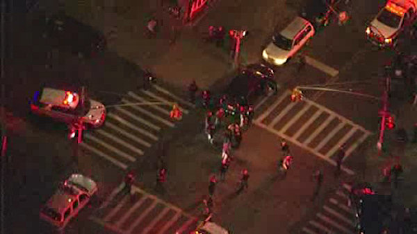 <div class='meta'><div class='origin-logo' data-origin='WABC'></div><span class='caption-text' data-credit=''>An NYPD officer was shot in the shoulder in Bushwick, Brooklyn, on Tuesday evening, March 8, 2016.</span></div>