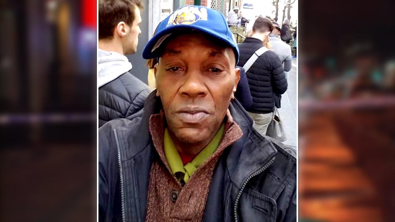 Sword death of black man is