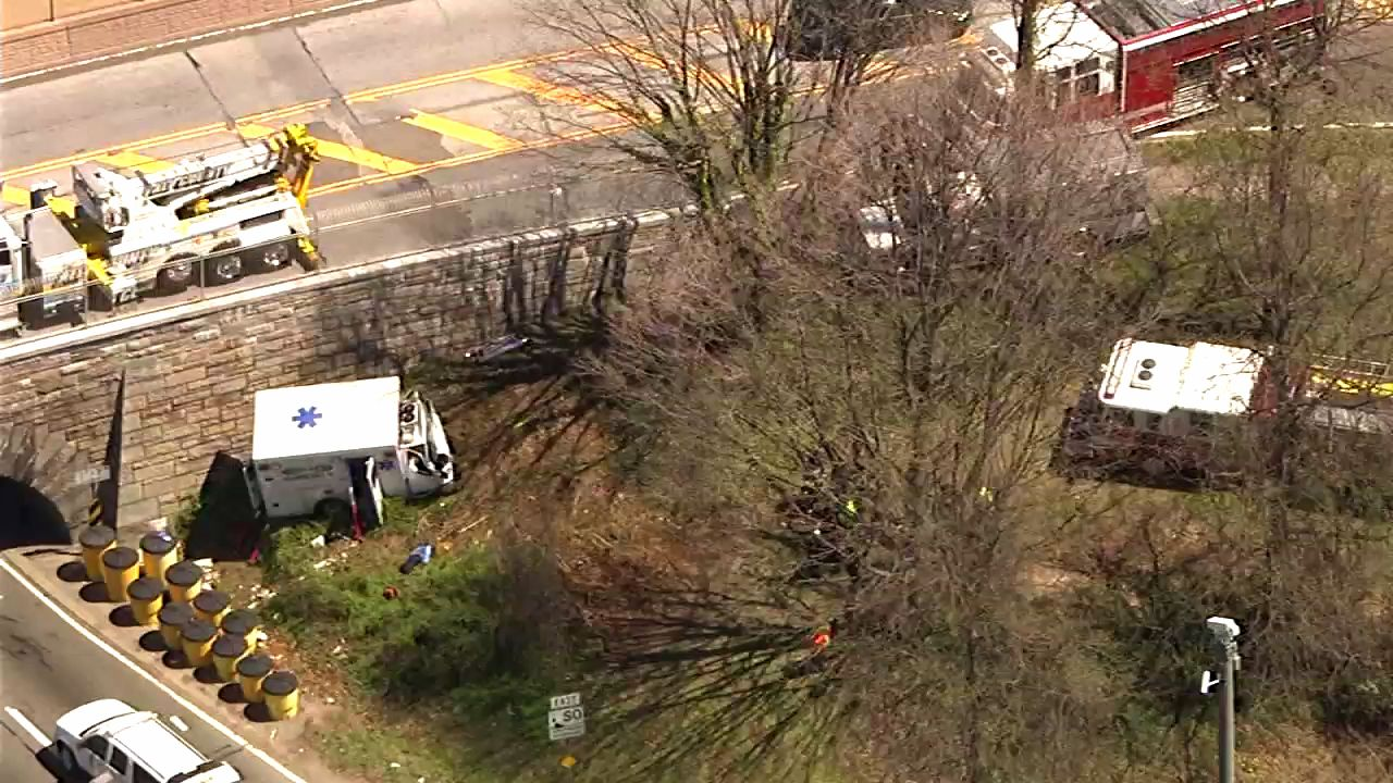 Awesome Accident On Garden State Parkway South Photo - Brown Nature ...