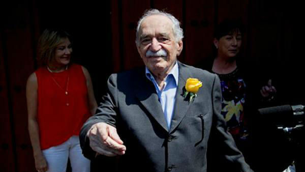 <div class='meta'><div class='origin-logo' data-origin='none'></div><span class='caption-text' data-credit=''>Gabriel Garcia Marquez, the Nobel laureate whose work exposed readers to Latin America's passion, superstition, violence and inequality, died on Apr. 17, 2014. He was 87.</span></div>
