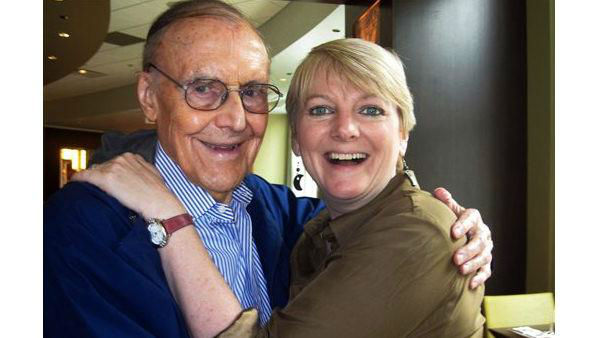 Actor Richard Bull, who played Nels Oleson on the TV show, &#34;Little House on the Prairie,&#34; died Feb. 3, 2014. He was 89. <span class=meta>AP Photo/Courtesy Alison Arngrim</span>