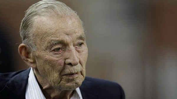 William Clay Ford Sr., who helped steer Ford Motor Co. for more than 50 years and owned the NFL's Detroit Lions, died Mar. 9, 2014, at the age of 88.