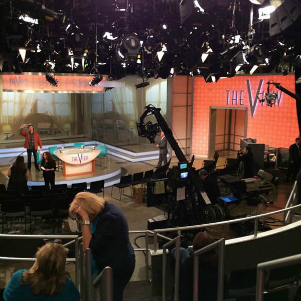"<div class=""meta image-caption""><div class=""origin-logo origin-image ""><span></span></div><span class=""caption-text"">Barbara Walters' last day on The View. (WABC Photo/ Sandy Kenyon)</span></div>"