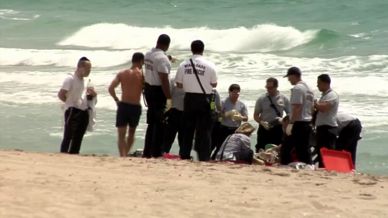 Thousands to attend funeral for NY rabbis who drowned near Miami beach