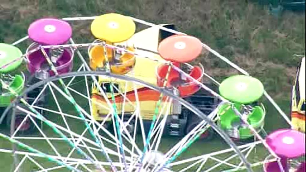 Washington state Ferris wheel accident leaves 3 hurt ...