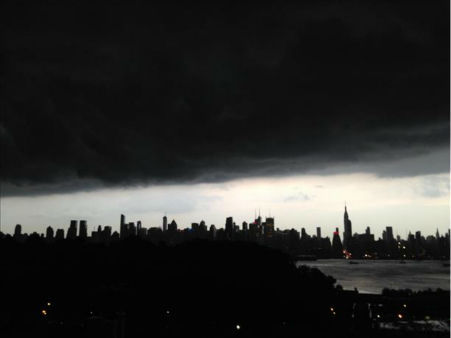 "<div class=""meta ""><span class=""caption-text "">Severe thunderstorms rolled through the New York area on Thursday, July 3 creating flooding and other damage. (WABC Photo/ WABC)</span></div>"