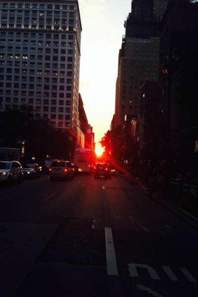 "<div class=""meta image-caption""><div class=""origin-logo origin-image ""><span></span></div><span class=""caption-text"">Eyewitness News viewers sent us their photos of Manhattanhenge, where the sunset aligns with Manhattan's grid, creating a glow down every cross street.   (WABC Photo)</span></div>"
