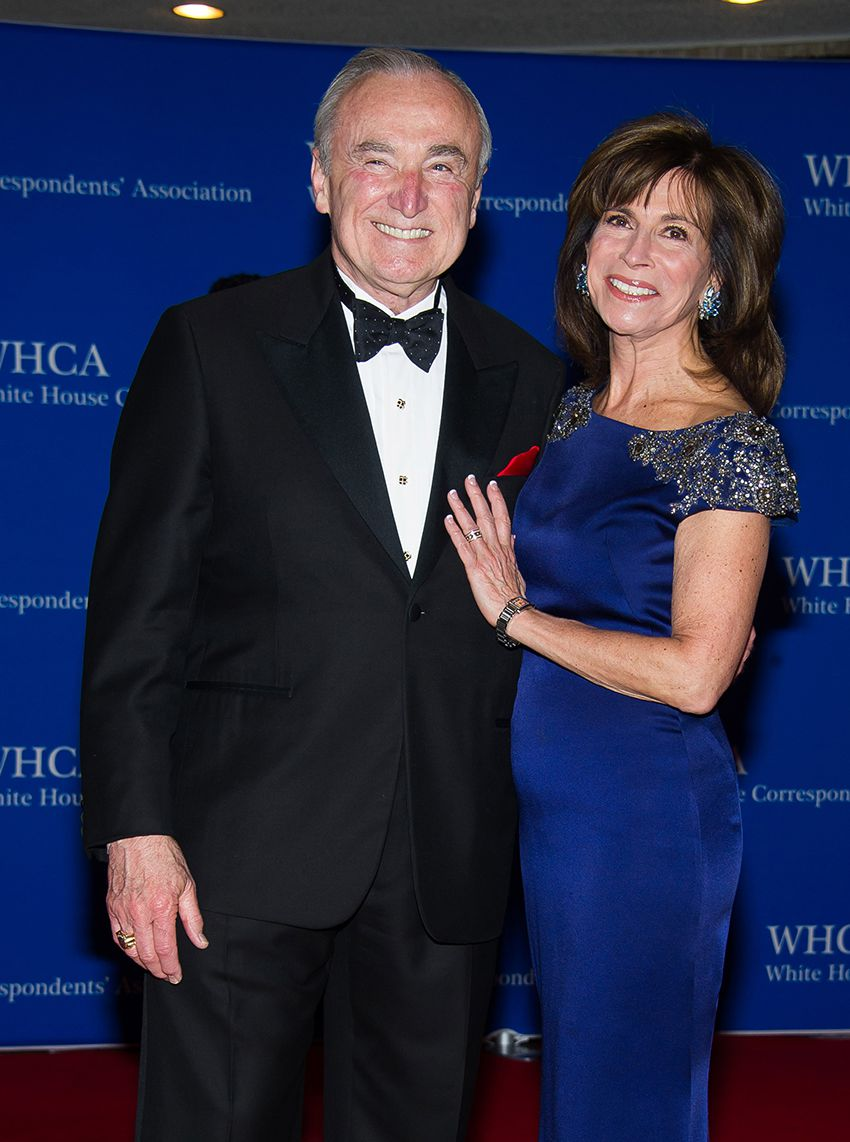 <div class='meta'><div class='origin-logo' data-origin='AP'></div><span class='caption-text' data-credit='Photo by Charles Sykes/Invision/AP'>Bill Bratton and Rikki Klieman attend the 2015 White House Correspondents' Association Dinner at the Washington Hilton Hotel on Saturday, April 25, 2015, in Washington.</span></div>