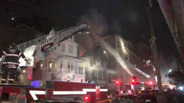 <div class='meta'><div class='origin-logo' data-origin='none'></div><span class='caption-text' data-credit=''>A juvenile is under arrest for allegedly starting a fire that destroyed a house and an apartment building in Yonkers.</span></div>