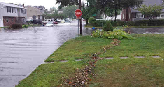 "<div class=""meta image-caption""><div class=""origin-logo origin-image ""><span></span></div><span class=""caption-text"">See images of flooding, stranded cars and downed trees after severe storms moved through the New York area overnight Wednesday. (@WestBabylonMom)</span></div>"