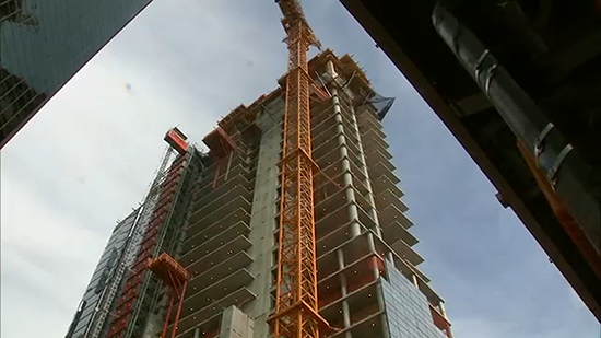 Worker, dad of 5, dies in construction fall from 29th floor