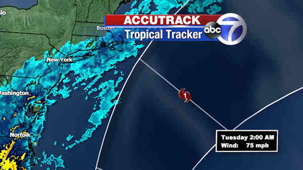 Tracking Joaquin: New York City outside cone in latest projected hurricane path