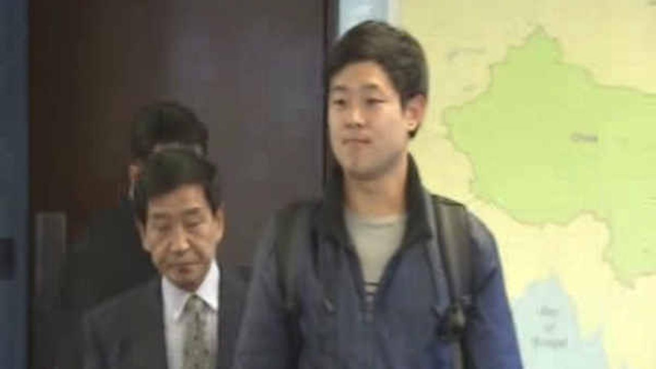 North Korea releases detained NYU student after six months of detention