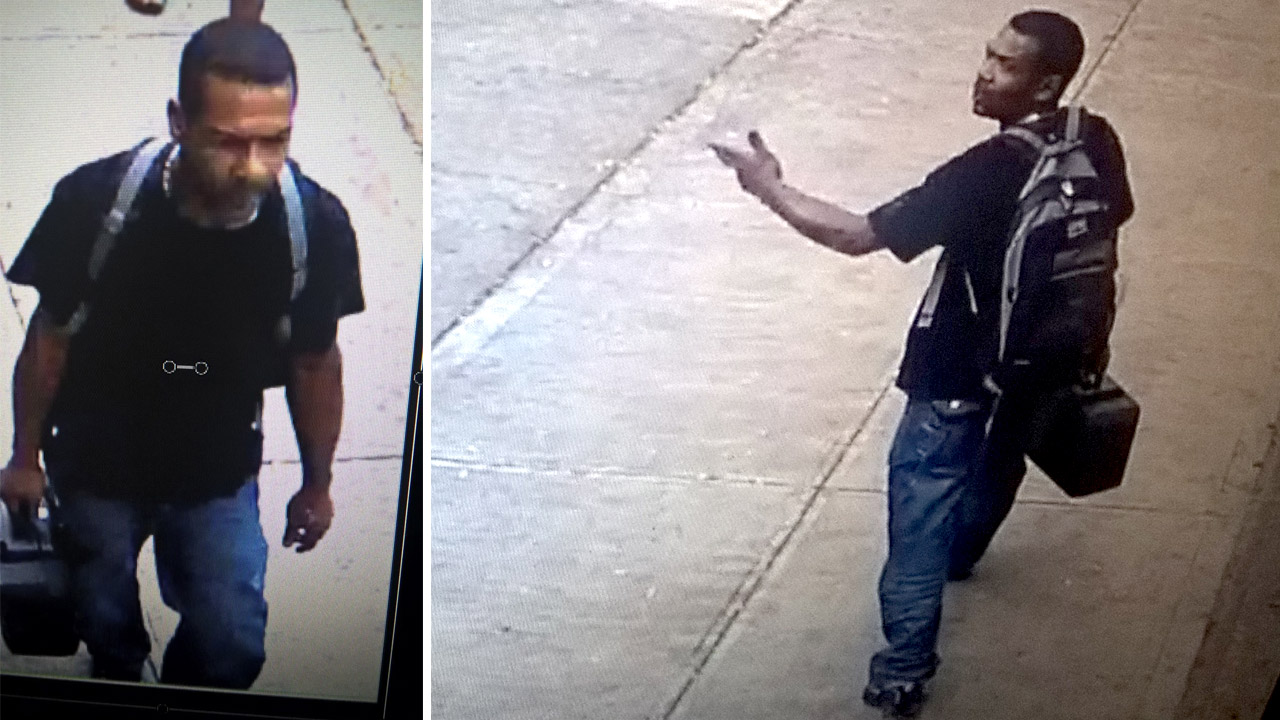 Man wanted for questioning in Brooklyn home invasion, cops release photos