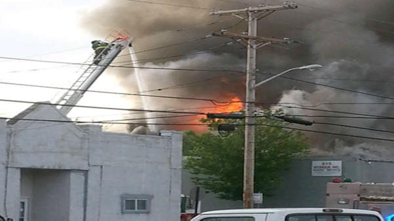 Firefighter killed in Union Beach fire