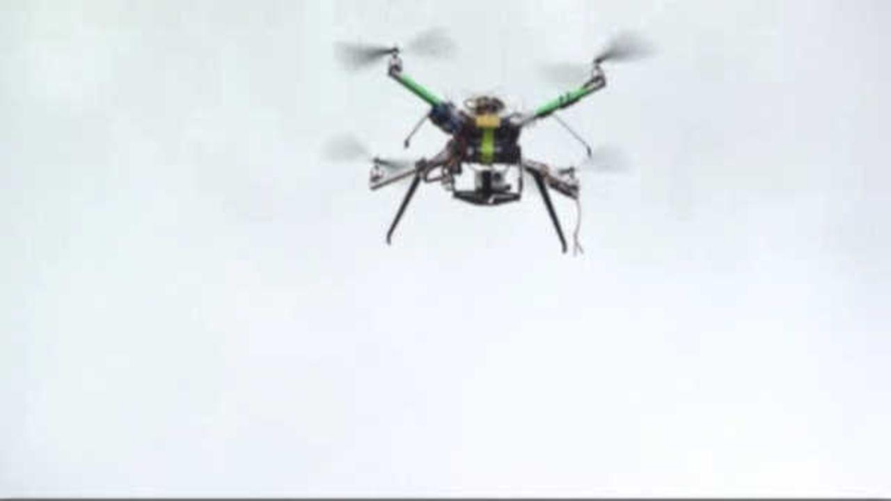 Drone sightings near passenger planes spiking