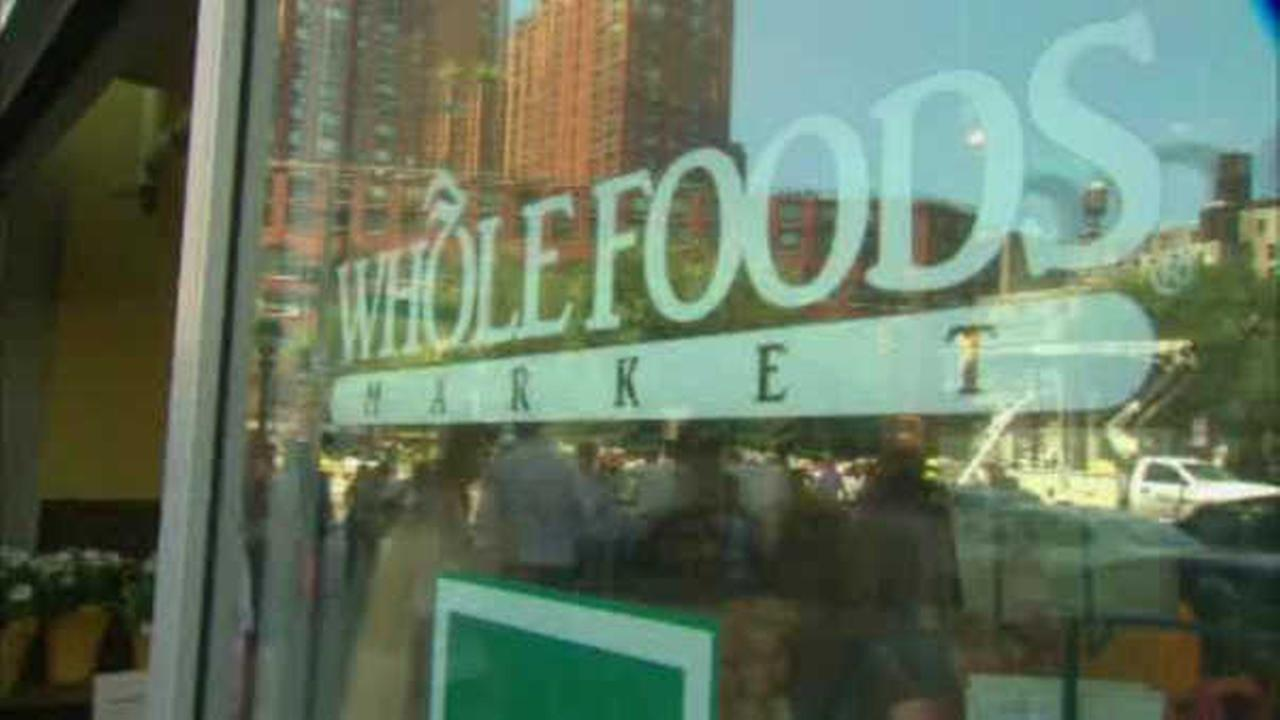 Whole Foods recalling 230 pounds of chicken, pasta salad due to listeria concern