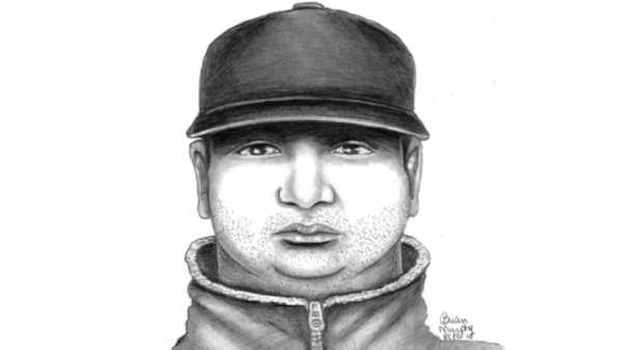 Police release sketch of suspect wanted for rape of jogger in Stamford park
