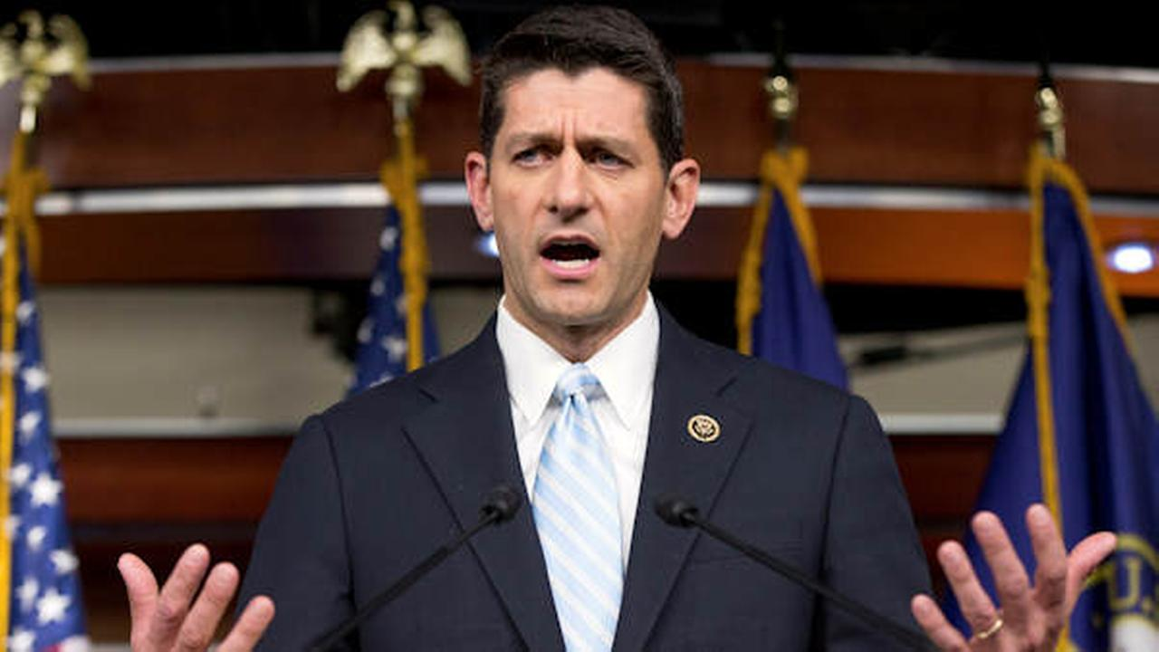 Rep. Paul Ryan was nominated, in a secret-ballot election on Wednesday, to serve as speaker of the House.