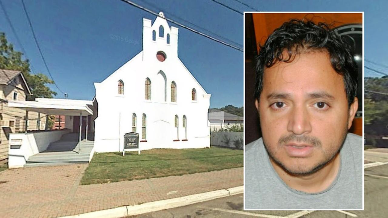 Photo of church courtesy Google Maps