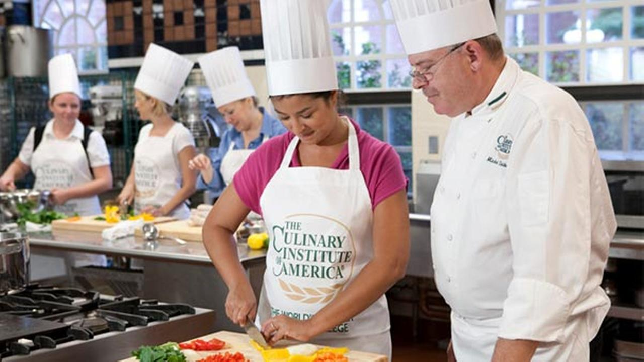 What to do at the Culinary Institute of America this Summer
