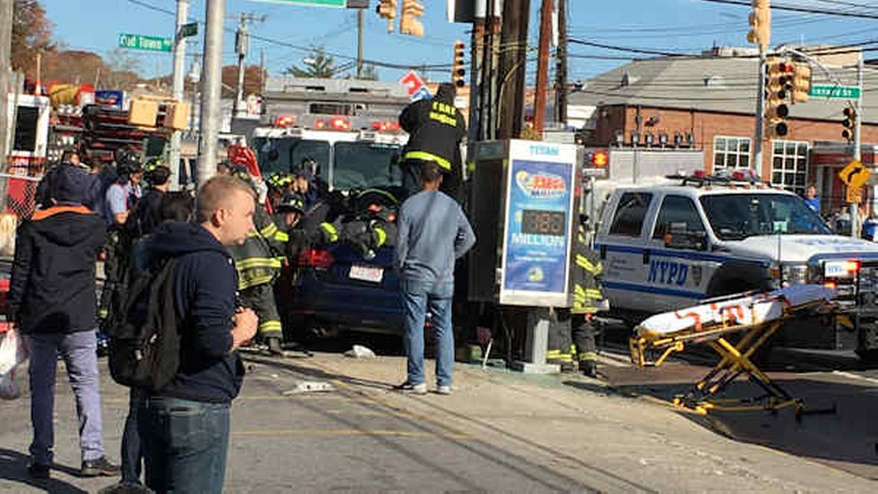 Car Accident Staten Island Hylan Blvd