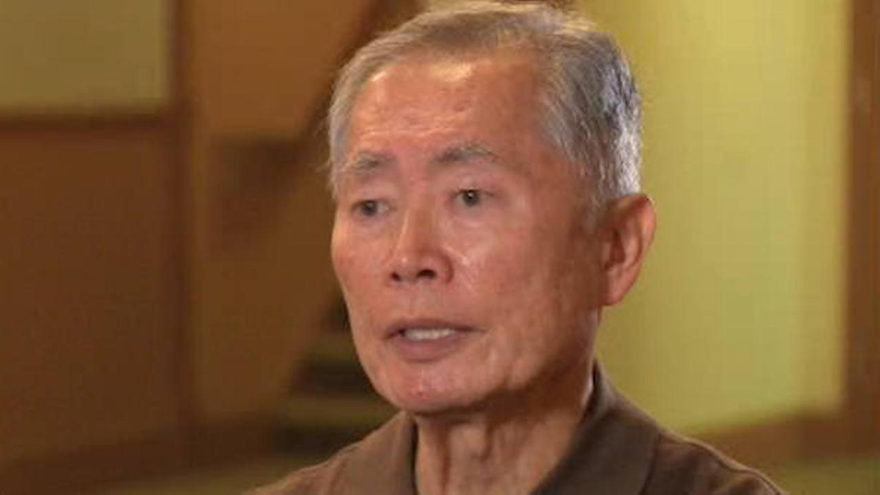 Star Treks George Takei on Broadway in Allegiance