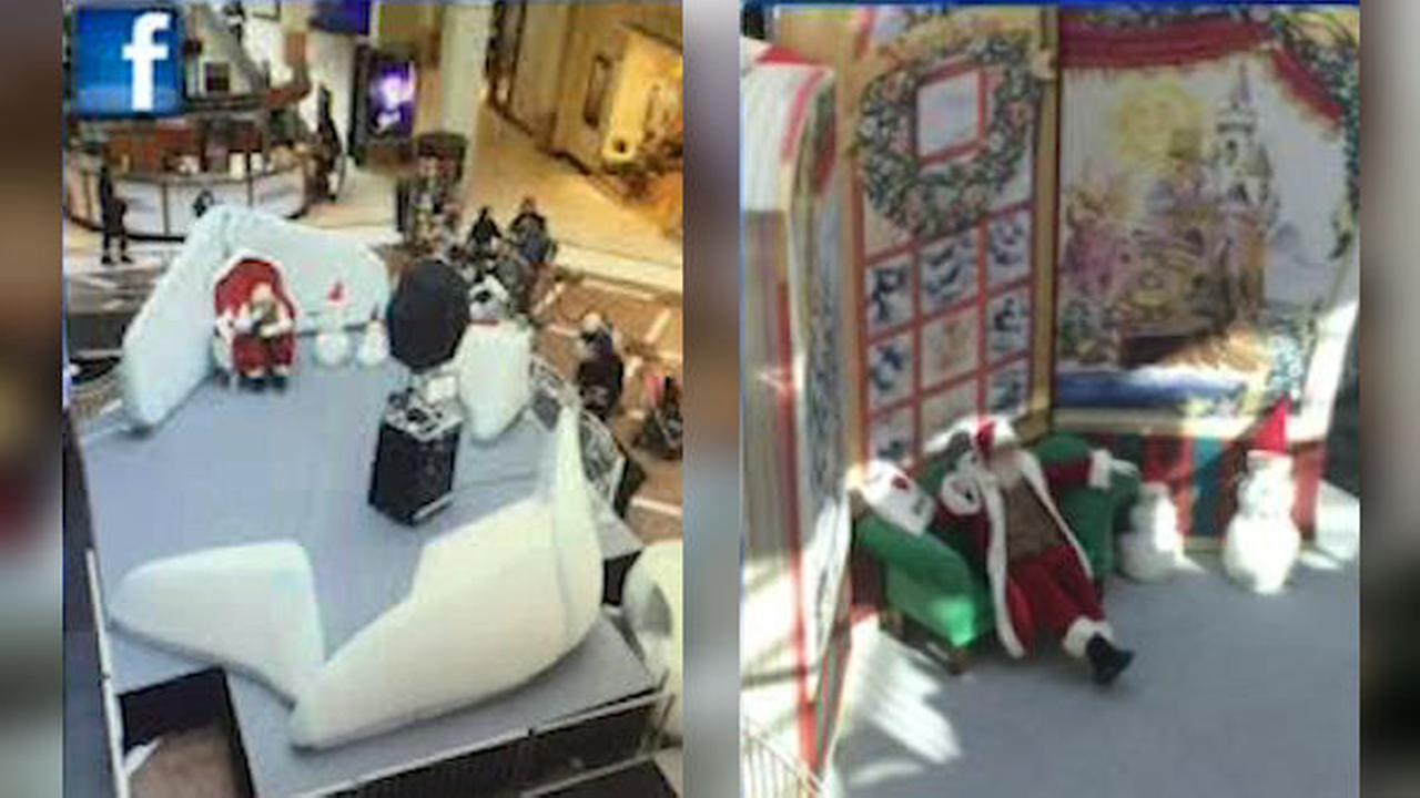 Roosevelt Field Mall brings back Christmas displays after social ...