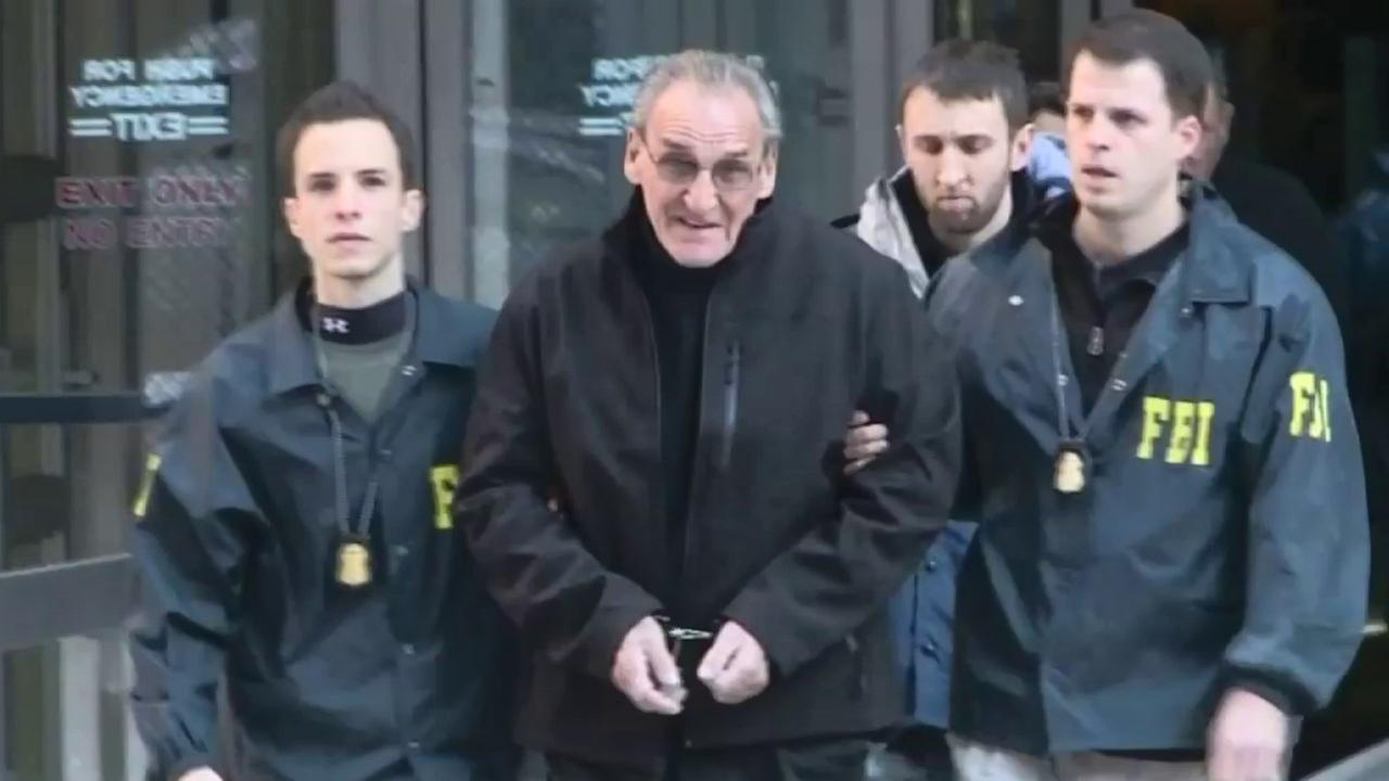 Elderly New York mobster calls 8-year term a 'death sentence'